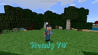 Minecraft Survival Tutorial Malam Pertama (Membuat Rumah - Hard) - by: Hendy