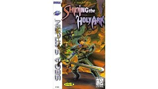 Shining the Holy Ark Review for the SEGA Saturn