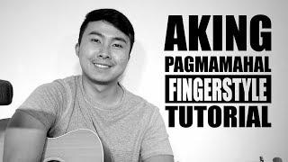 Fingerstyle Guitar Tutorial - Aking Pagmamahal - Repablikan | Jorell Prospero