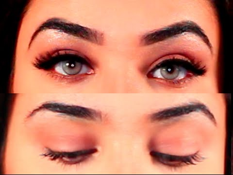 Hairy eye brows pictures