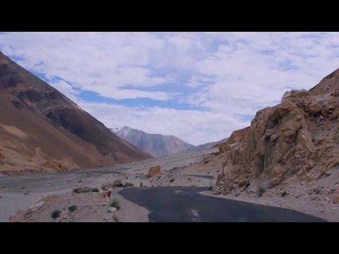 Visit to Ladakh Himalayas
