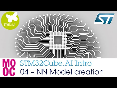 Introduction to STM32Cube.AI - 4 NN Model creation using Keras