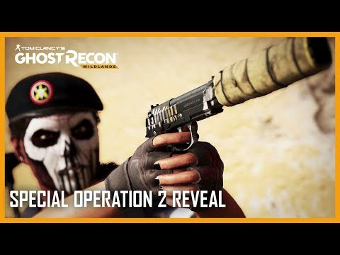 Tom Clancy's Ghost Recon Wildlands: Rainbow 6 Siege Special Operation 2 Gameplay | Ubisoft [NA]