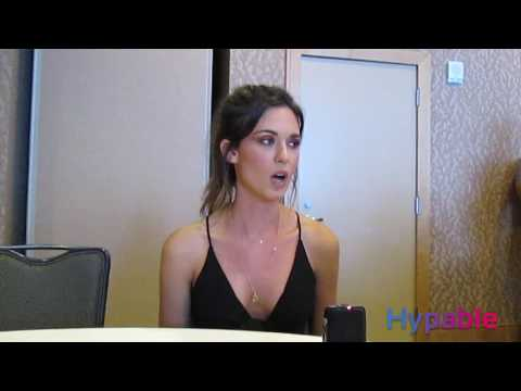 SDCC 2017: Supergirl's Odette Annable chats about her new character Reign