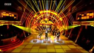 HD Culture Club Karma Chameleon on BBC Dancing Competition