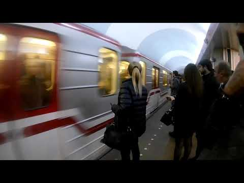 Georgia Tbilisi Metro Service Railway  Travelling Hindi / Urdu