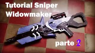 Tutorial Sniper Widowmaker parte 2