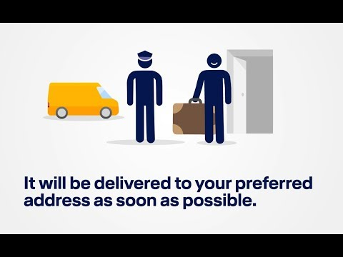 How to: Delayed Baggage   Lufthansa
