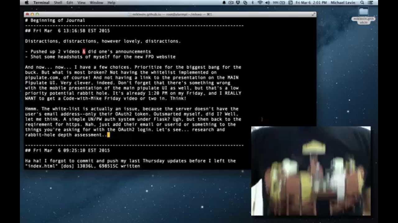Eliminate Password on git push by Generating SSH keys for Github