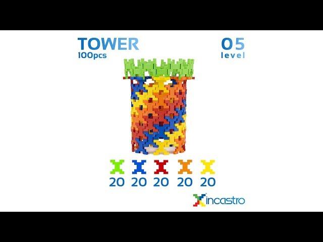 INCASTRO | Level 5 | Tower