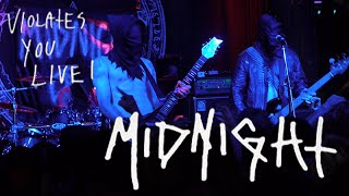 Midnight - Satanic Royalty 8-30-2014