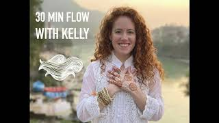 30 Minute Flow with Kelly