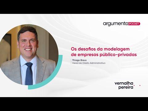 Os desafios da modelagem de empresas público-privadas | Argumento Pocket 16