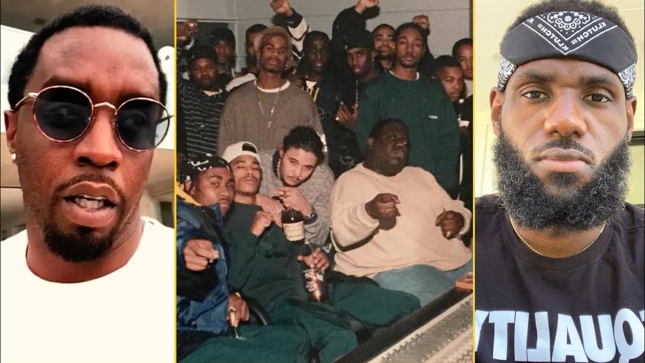 Diddy Remebers 'Notorious Thugs' Recording Session