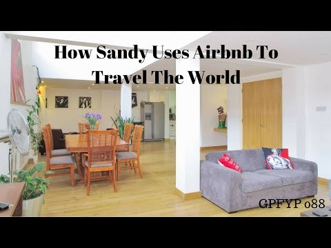Airbnb Hosting EP 88 How Sandy Uses Airbnb to Travel The World