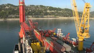 GSP Offshore Gas Pipeline Project For Gazprom part 2/2