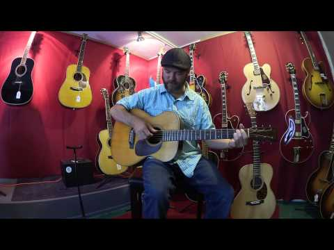 1932 Martin OM28 vs. 2015 Martin OM28 Authentic 1931 (torrefied top)