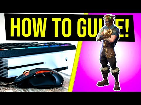 How To Play Fortnite With Keyboard And Mouse On Xbox No Adapter!