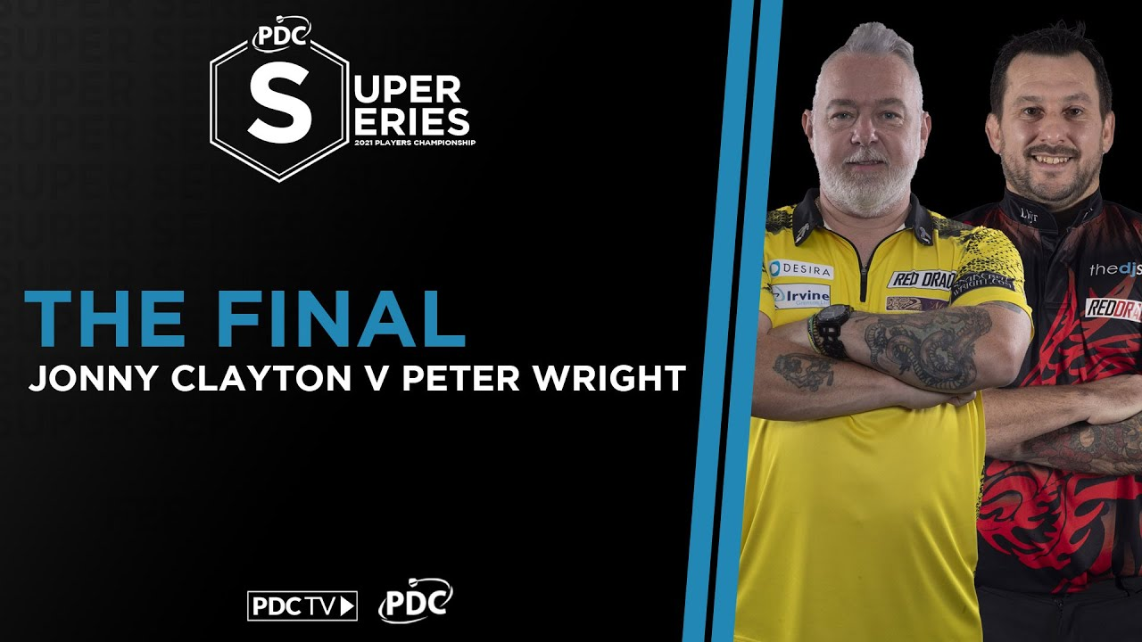 Download Wright v Clayton | Final | Players Championship 23