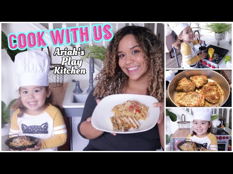 PLAY KITCHEN Cook With Us!