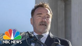 Arnold Schwarzenegger: 'Terminate Gerrymandering Once And For All' | NBC News