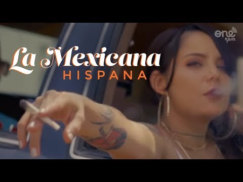 Hispana (Mamba Negra) La Mexicana (Video Oficial)