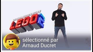 Arnaud Ducret est Emmet dans La Grande Aventure LEGO 2 - Youtube Kids
