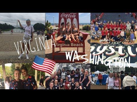 WASHINGTON D.C. & VIRGINIA // TRAVEL VLOG