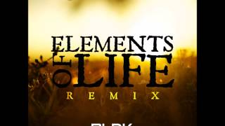Tiesto - Elements Of Life (Blak Lukers Remix)