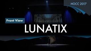Crescent Hall | LUNATIX | HOCC 2016/2017 Front row