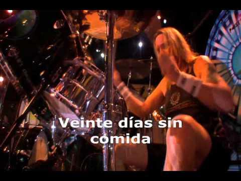 Iron Maiden - The Talisman (Subtitulado en Español) (En Vivo!)