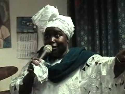 Repeat Bishop Mary Kagendo Francis in Hamburg by MrJoyful41