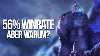 Warum ist Nunu so stark?   Höchste Winrate im Jungle   durchgequatscht 49