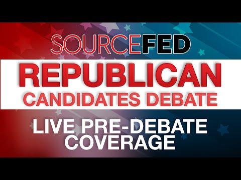 2016 Republican Presidential Debate - Pre-Debate Coverage