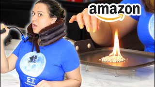 10 Weird Amazon Products - Vivian Tries