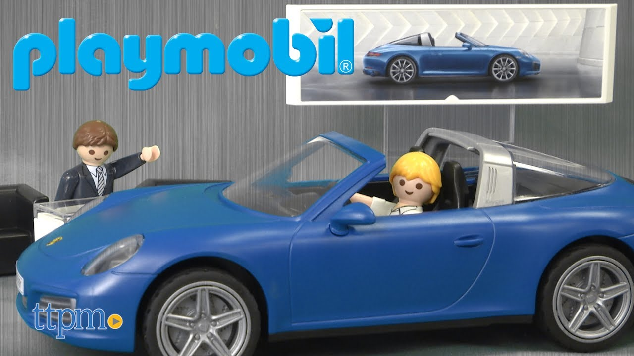porsche 911 targa 4s from playmobil youtube. Black Bedroom Furniture Sets. Home Design Ideas