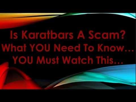 Karatbars Scam | Is Karatbars International A Scam?
