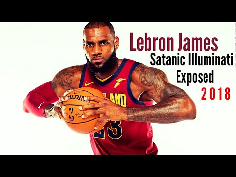 9c84955834d0 LEBRON JAMES SATANIC ILLUMINATI EXPOSED 2018 - YouTube