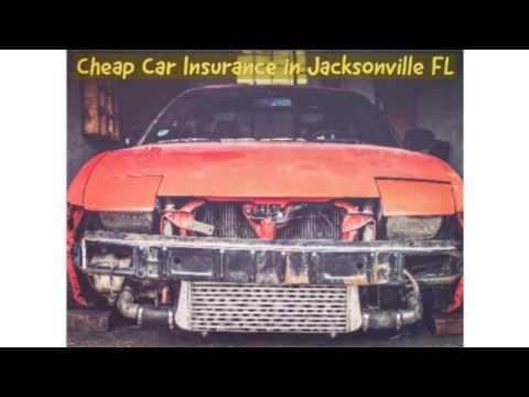 Cheap Car Insurance in Jacksonville Florida