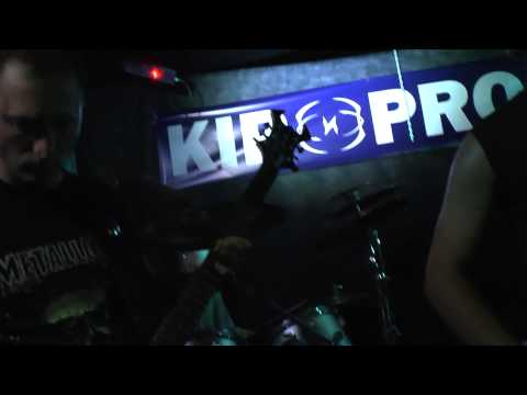 Bonded By Blood \ Deathrider (Vengeance cover) [Live - KIR CLUB, Stavropol 17.08.13]