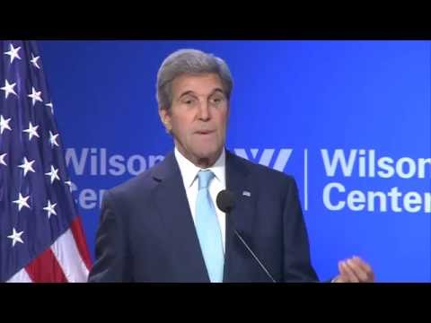 A Conversation with U.S. Secretary of State John F. Kerry