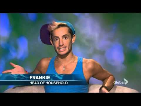 Big Brother - Cody and Christine