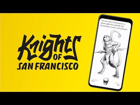 Knights of San Francisco trailer