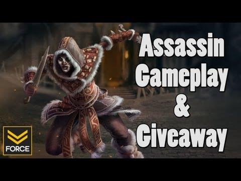 Forge Assassin Gameplay & Giveaway
