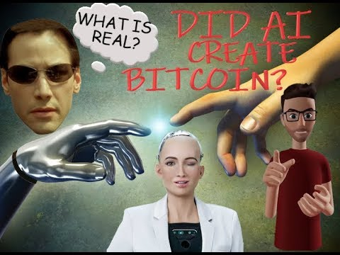 Did AI Create Bitcoin? Is Cryptocurrency The Mark Of The Beast?