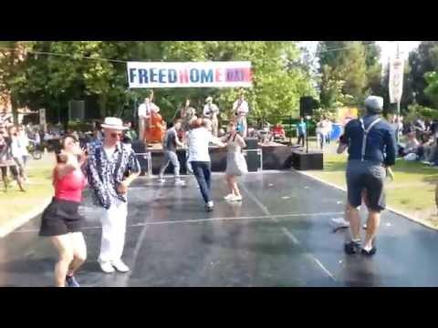 Doo-wop Boogiedancers @ FreedHome Day 2014