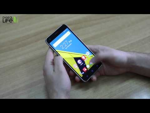 Vodafone Smart Ultra 6 hands-on (Greek)