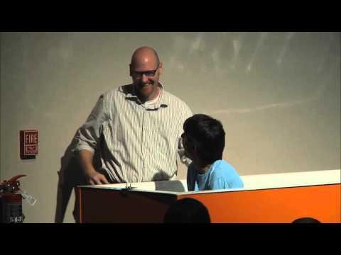 Ken Lynch Baptism