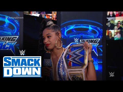 "Bianca Belair has sights set on WWE's ""Four Horsewomen"": WWE Talking Smack, April 17, 2021"