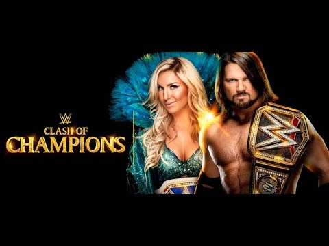 Download WWE CLASH OF CHAMPIONS HIGHLIGHTS 2017